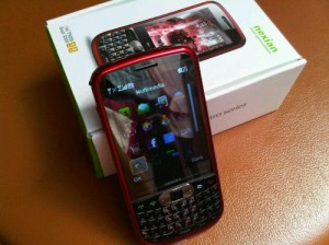 NX-T909 Red